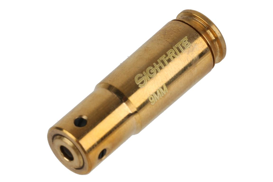 Sight-Rite Chamber Cartridge Laser Bore Sighter - 9mm