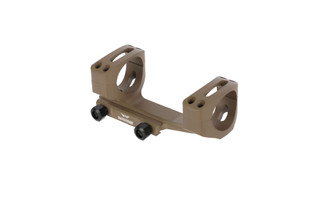 Warne Scope Mounts Gen 2 Extended Skeletonized 34mm MSR Mount - Flat Dark Earth