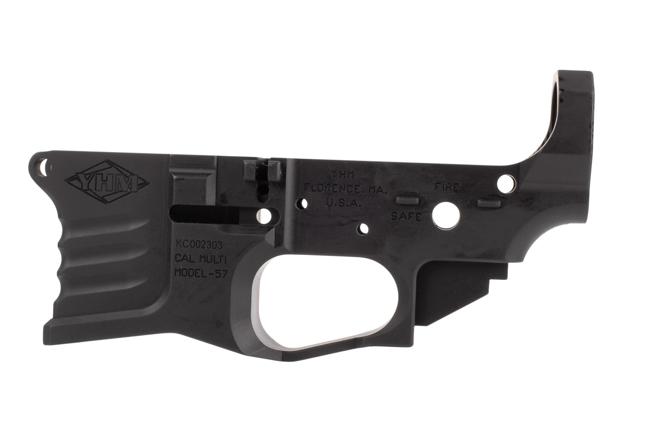 Yankee Hill Machine Billet AR-15 Stripped Lower Receiver