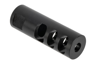 Yankee Hill Machine Low Profile AR15 Muzzle Brake 1/2x28 is machined from steel
