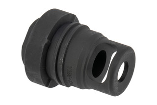Yankee Hill Machine Kurz Kit comes with the Mini Phantom QD Muzzle Brake 1/2x28