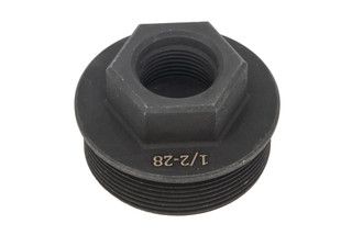 Yankee Hill Machine Sidewinder Adapter is threaded 1/2x28