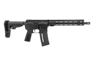 IWI Zion Z15 AR15 Pistol is chambered in 556 with a 12.5 inch barrel