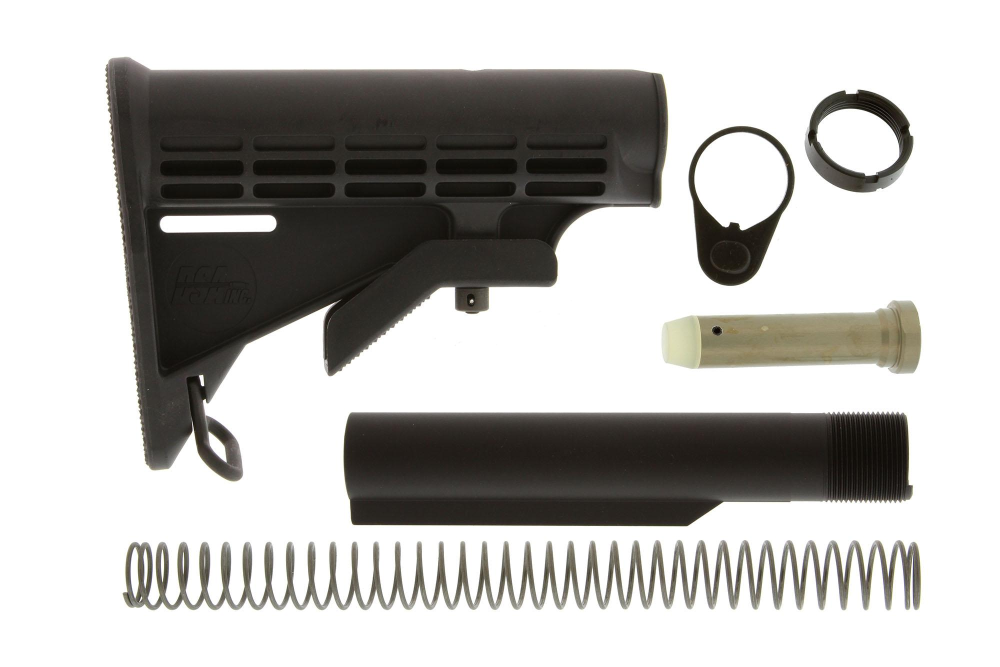 DS Arms MIL-SPEC Stock Hardware Kit with M4 Stock