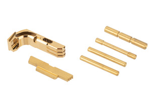 Cross Armory p80 operator kit comes in gold