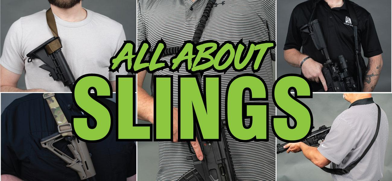 Rifle Slings: Which Type is Right for you?