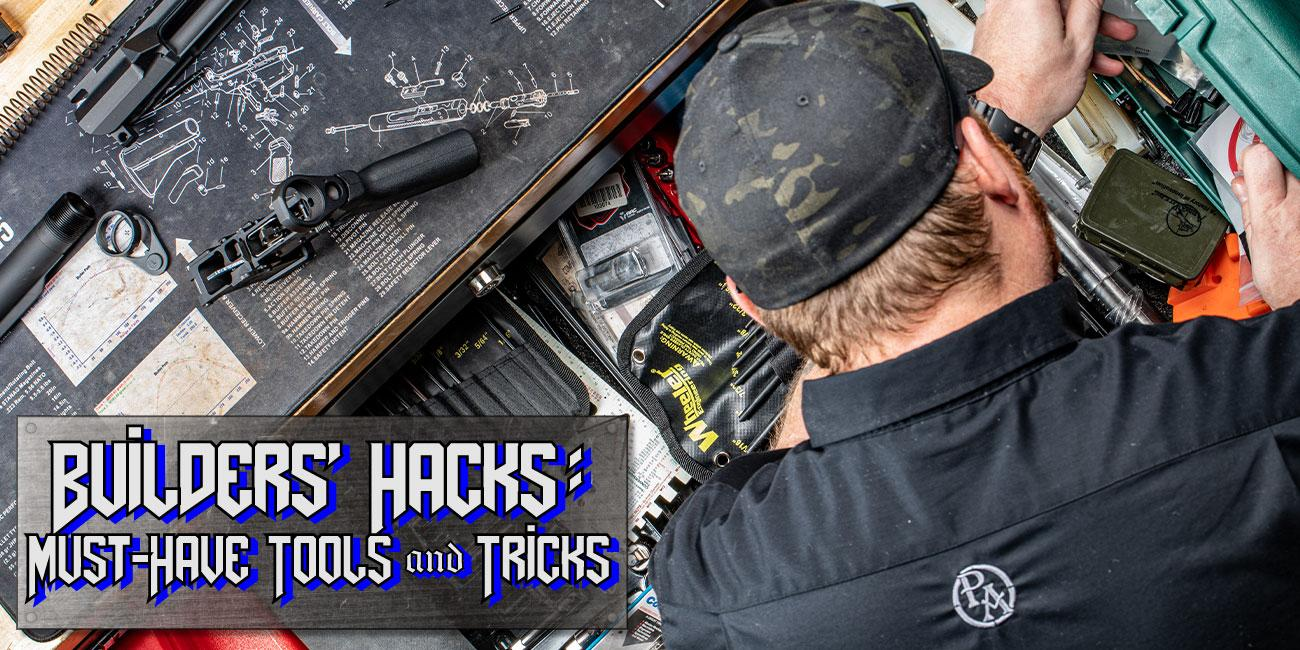 Builders' Hacks: Must-Have Tools and Tricks