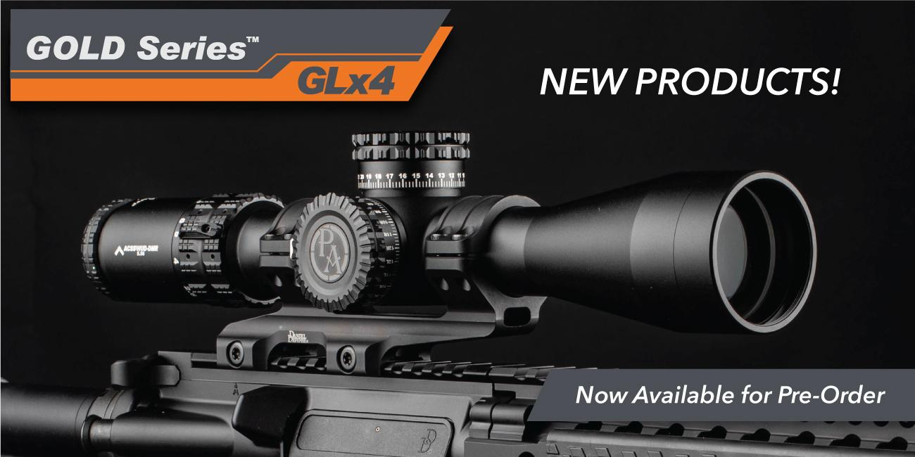 Primary Arms Gold Series™ (GLx™) Pre-Order!
