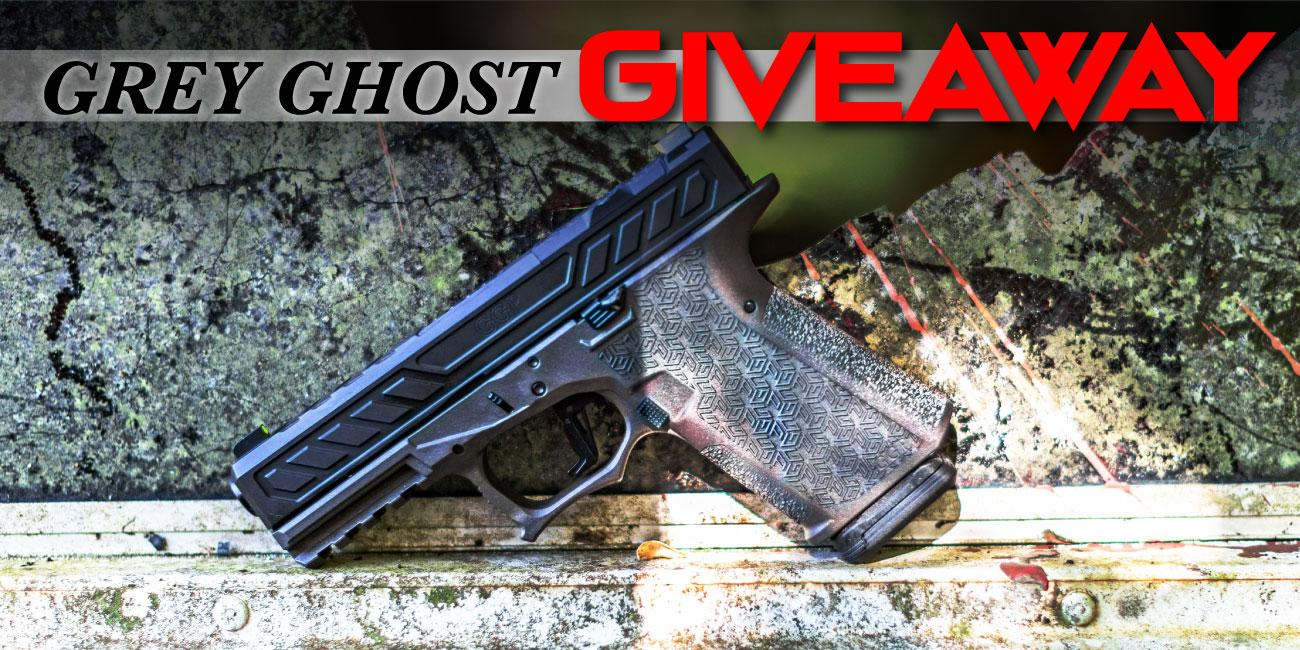 [Glocktober Finale] Grey Ghost Giveaway