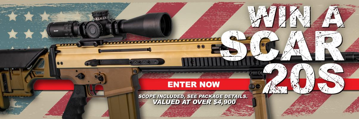 SCAR 20S Giveaway