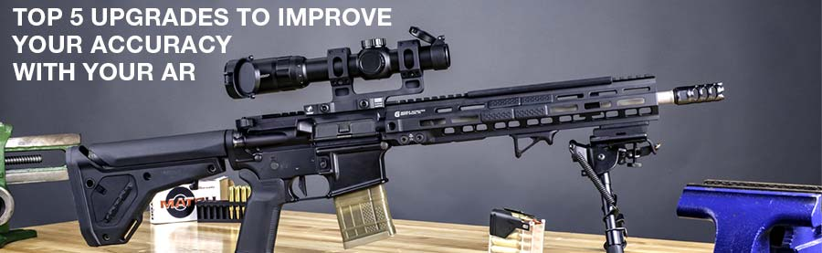 Top 5 AR-15 Upgrades to Shoot Tighter Groups | Primary Arms Blog