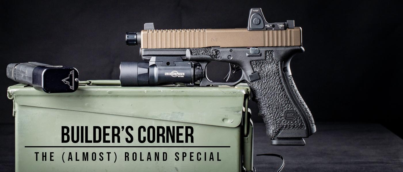 Builder's Corner: The (Almost) Roland Special