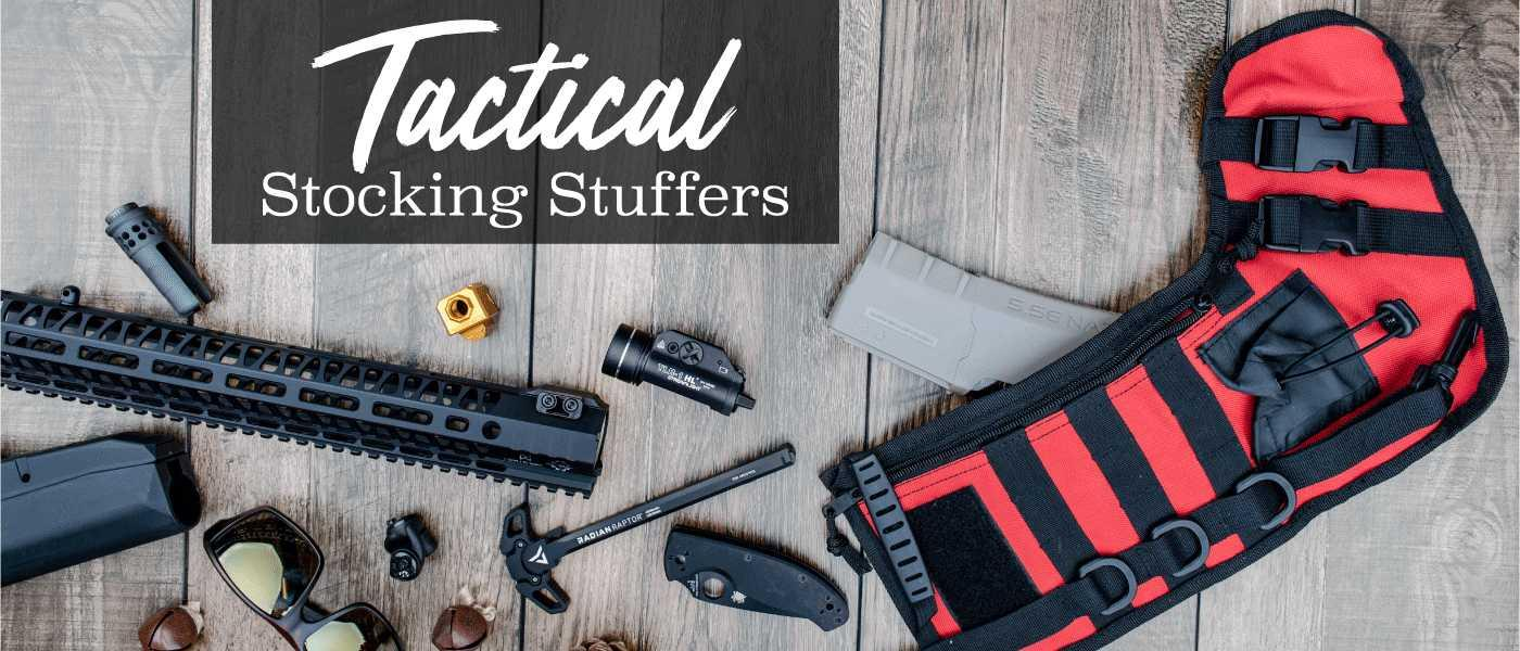 Tactical Stocking Stuffers: 2018 Holiday Guide